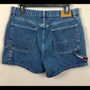 Tommy Hilfiger Jeans Shorts with Logo Details